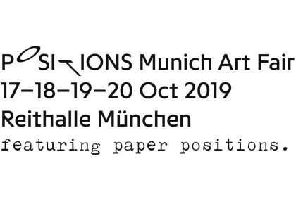 POSITIONS Munich *featuring PAPER POSITIONS